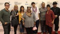 Kick off for HANALEI BAY at Hawaii IFF