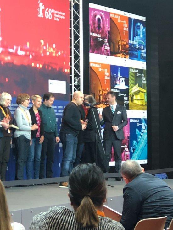 Readers' choice Award for DOVLATOV 1