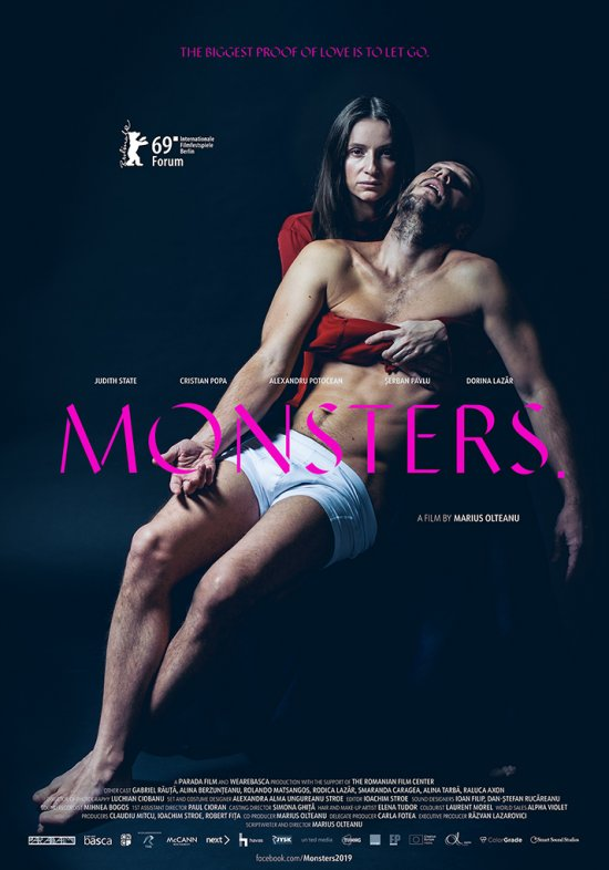 Berlinale World premiere for Monsters. 1
