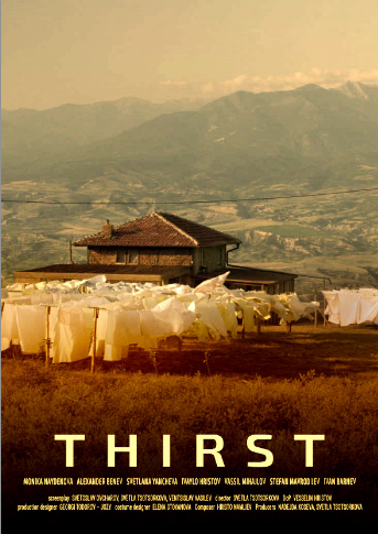 Discover the original poster & trailer of THIRST 1