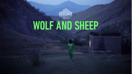 Wolf and Sheep at Director's Fortnight ! 1