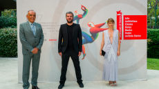 APPLES PREMIERES TO HIGH PRAISE AT VENICE FILM FESTIVAL
