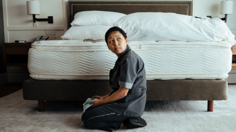 The Chambermaid (La Camarista)