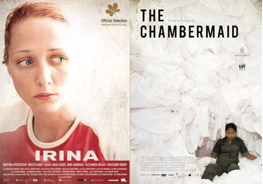 Multiple Awards for IRINA and THE CHAMBERMAID 1