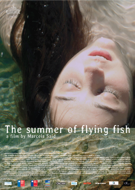 The Summer of Flying Fish 5