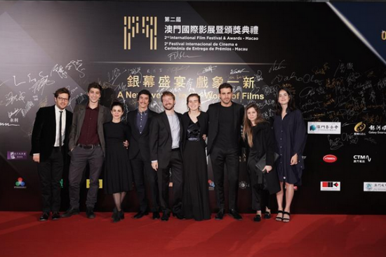 Hunting Season wins Top Prize in MACAO 1