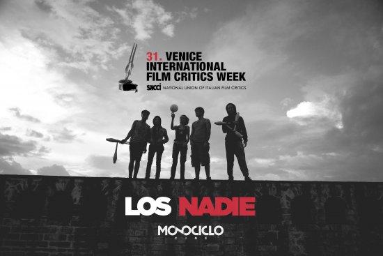 Los Nadie @ La Settimana della Critica ! 1